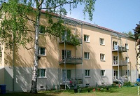 Germany – Apartment Building in Nürnberg