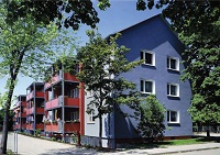 Germany – Apartment Building in Freiburg