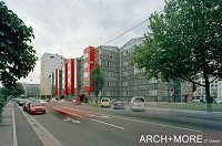 Austria – Apartment Building in Linz