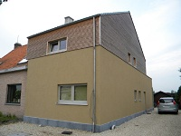 Belgium - Semi-detached House in DePinte