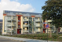 Germany – Apartment Building in Ludwigshafen